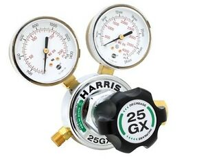 Harris 25gx 145 540 Oxygen Regulator
