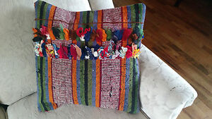 Turkish Kilim Pillow Kelim Cushion Cover High Quality 16 X16