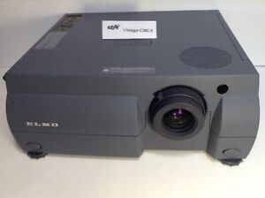 Elmo Edp 5100 3lcd Commercial Overhead Data Projector discontinued Model