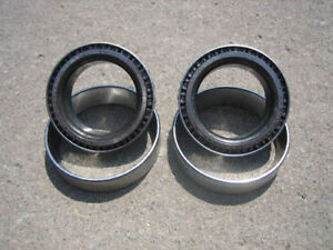 2 9 Inch Ford Timken Usa Carrier side Bearings Races 2 89 Lm102910 49