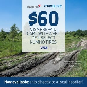 4 New Lt235 75r15 C Kumho Road Venture At51 235 75 15 Tires