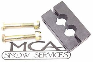 Boss Snow Plow Power Ground Cable Mount Hardware Msc09097 Msc03491