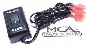 Boss Snow Plow Switch Plow Lights Msc04747