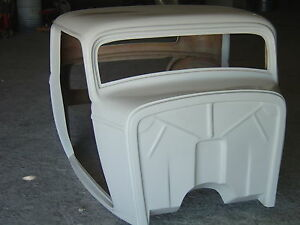 1932 Ford 3 Window Coupe Fiberglass Body Set