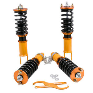 Coilovers For Honda Civic 1996 2000 Ek Ej Em Suspension Kits Shock Absorbers