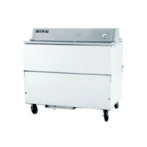 Beverage Air Stf49hc 1 w 49 Dual Access Milk Cooler