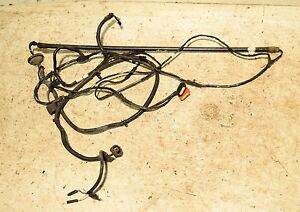 Oem Jeep Wrangler Tj Tail Light Wiring Harness 1999 Brake Taillight Soft Top 99p