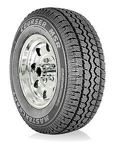 Mastercraft Courser Msr 265 70r17 115s Bsw 4 Tires