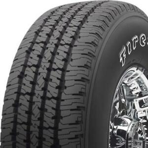 1 New Lt265 75r16 E Firestone Transforce Ht 265 75 16 Tire
