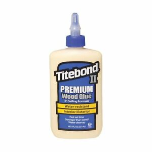 Titebond Ii Water resistant Wood Glue 12 Pack