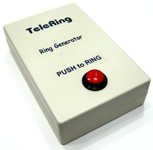 Telephone Ring Generator For Testing Displays Props Etctele Ringer Q
