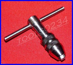 General 163 Tap Wrench T Handle For Tap Reamer Extractor 0 8 High Quality