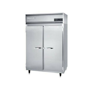 Beverage Air Ph2 1hs Half Door Reach in Warming Cabinet