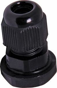 Lot Of 20 1 2 Npt Strain Relief Cord Grip Cable Gland W nut New Us