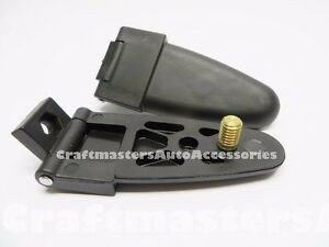 Truck Cap Leer All Glass Rear Door Hinges 2 With Hardware 63513 100xl 100le