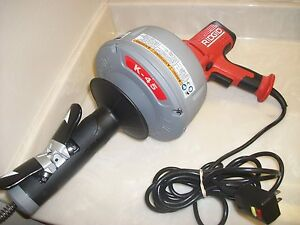 Ridgid Drain Information On Purchasing New And Used