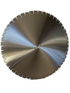 26 Inch Professional Wet dry Diamond Saw Blades For Cutting Cured Concrete