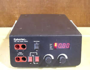 Haake Buchler Ephortec 250 Volt Power Supply