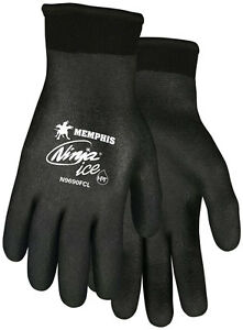 Memphis 9690fc Ninja Ice Fully Coated Insulated Cold Weather Gloves M 2xl