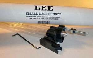 Lee * SMALL PSTL Case Feeder Kit for Pro 1000 Load-Master Press  * # 90659 New!