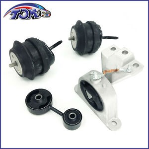 Brand New Engine Motor Trans Mount Kit For 04 06 Chrysler Pacifica 3 5l
