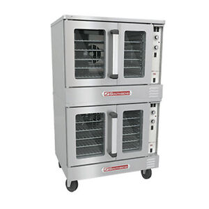 Southbend Bes 27sc Double Deck Electric Convection Oven