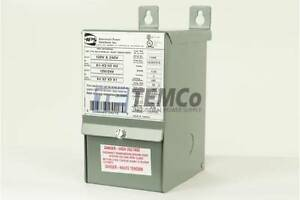 Buck Boost Transformer Hammond Qc15ercb Pri 240x480 V Sec 24 48 V 0 15 Kva