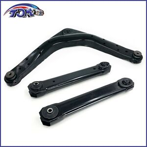 Brand New Rear Upper Lower Control Arms Set For 1999 2004 Jeep Grand Cherokee
