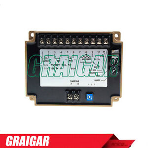 Generator Speed Controller Board 4914090 Engine Electronic Governor