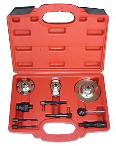 Camshafts Adjustment Cam Carriers Alignment Tool Kit Vw Audi Engine Timing