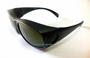 Ce Uv ir Excimer Laser Safety Goggles 266 808 810 980 1064 1510 1530 1610nm