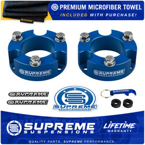 Fits 96 02 Toyota 4runner 3 Front Blue 4x2 4x4 Pro Suspension Level Lift Kit