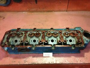 Fordson Super Major Cylinder Head Dn F4 C9 D Ddn F3