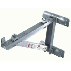 Werner Ladder Jack 30 In X 24 In X 13 In Short body Platform Clamp System