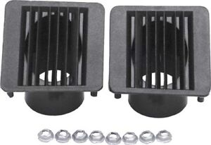 Fits 68 69 70 Roadrunner Charger Coronet Dash Vents Nuts