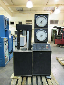 Soiltest Concrete Strength Tester Capacity 250 000 Lbs Model 4240 Compresion
