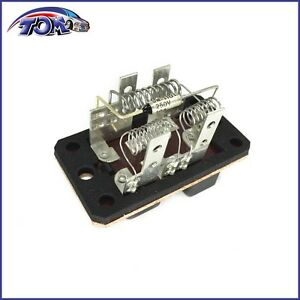 New Heater Blower Motor Speed Resistor For Ford Escort 91 03 4s4z19a706aa