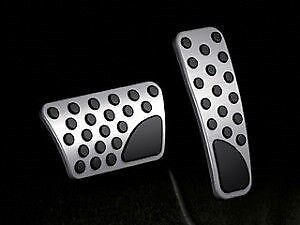 Mopar Stainless Steel Pedal Covers 82211154ab