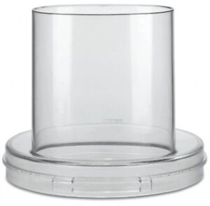 Waring Commercial Fp253 Food Processor Batch Bowl Cover With Feed Chute