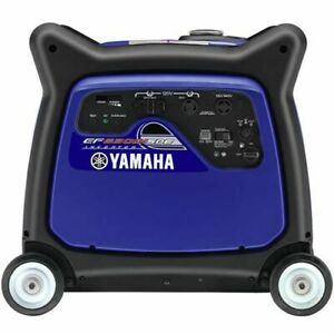 Yamaha Ef6300isde 5500 Watt Electric Start Inverter Generator