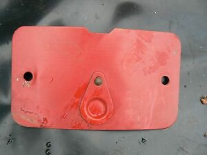 Farmall Super H Clutch Housing Bell Housing Hand Hole Cover