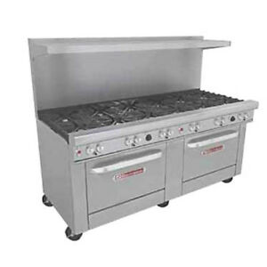 Southbend 4721aa 72 Ultimate Restaurant Gas Range