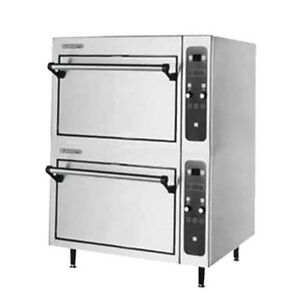 Blodgett 1415 Double Countertop Electric Deck Oven