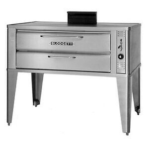 Blodgett 961 Single Deck Gas Oven