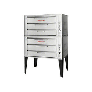 Blodgett 981 Double Deck Gas Oven