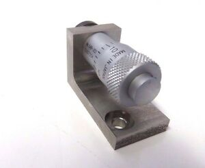 Mitutoyo 148 352 Micrometer Head 25 W 001 Graduation Thimble clamp Nut