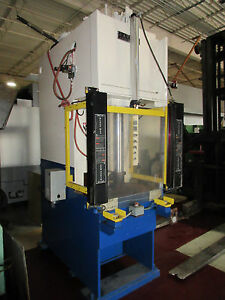 Savage 35 Ton c Frame Hydraulic Press Model Cf 35