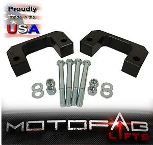 2 5 Front Leveling Lift Kit For Chevy Silverado 2007 2019 Gmc Sierra Gm 1500