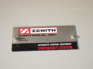 Zenith Cls Ztsdh15 7 Automatic Transfer Switch 150 225 260 Amp 240 277 480 3ph