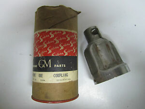 60 62 Chevrolet Gmc Truck Steering Shaft Coupling Assembly Nos 5674395
